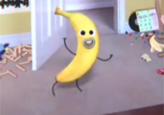 Quả chuối nhảy múa