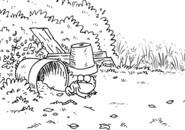 Mèo Simon và ếch