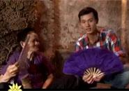 Quạt giấy làng Chàng Sơn- Hà Nội