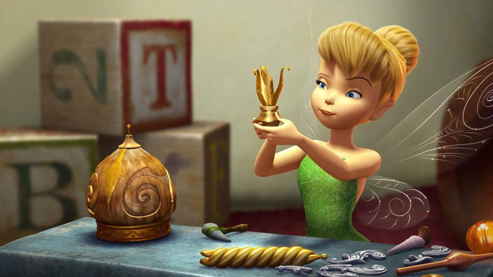 Tinker Bell và kho báu bị thất lạc