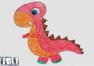 Vẽ khủng long
