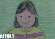 Vẽ chân dung mẹ