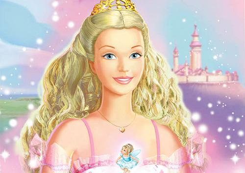 Barbie trong chiếc kẹp hạt dẻ
