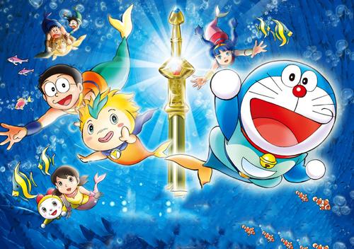 Doraemon: Nhân ngư đại chiến