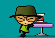 Mr. Boomba- Cốc mì