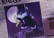Doraemon - Thử thách bí ẩn của kẻ cắp bóng ma Dorapin
