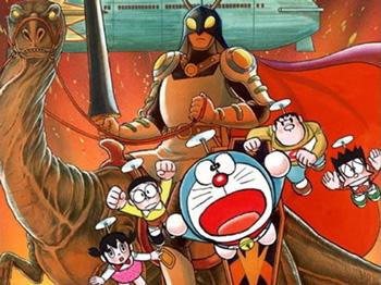 Doraemon - Cuộc phiêu lưu vào lòng đất