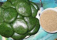 Bánh ngải của người Tày ở Lạng Sơn