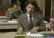 Mr. Bean - Bài kiểm tra của Mr. Bean
