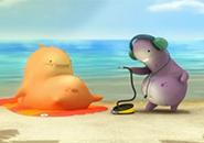 Glumpers - Một ngày ở bãi biển