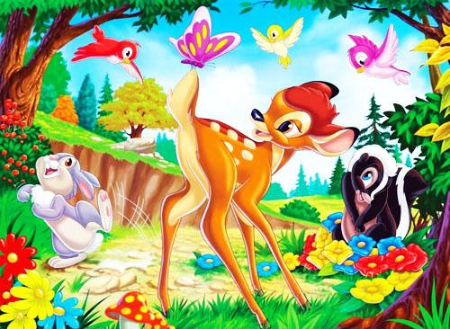 Chú nai Bambi 1