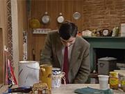 Mr. Bean sắm đồ chuẩn bị cho năm mới