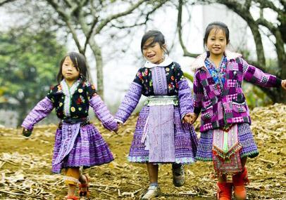Mâm cỗ tết của người H'Mông