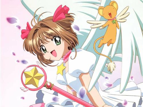 Thủ lĩnh thẻ bài Sakura 1