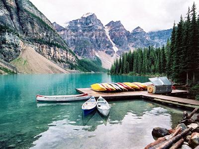 Phong cảnh tuyệt đẹp tại Alberta- Canada