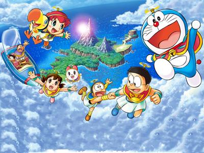 Truyền thuyết về vua mặt trời Nobita