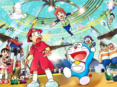 Doraemon: Bảo tàng bảo bối bí ẩn
