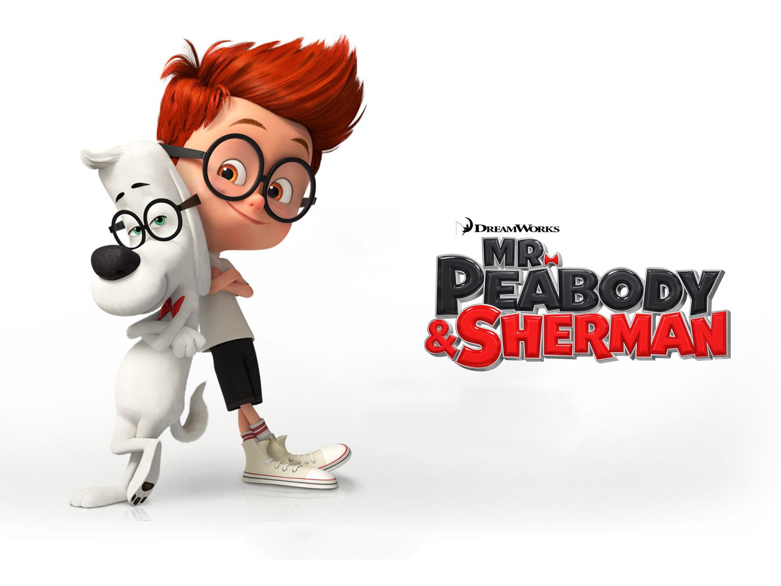 Cuộc phiêu lưu của Mr. Peabody và Sherman