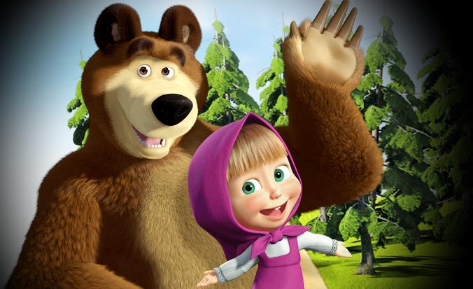 Cô bé tinh nghịch và chú gấu xiếc 35 - 40