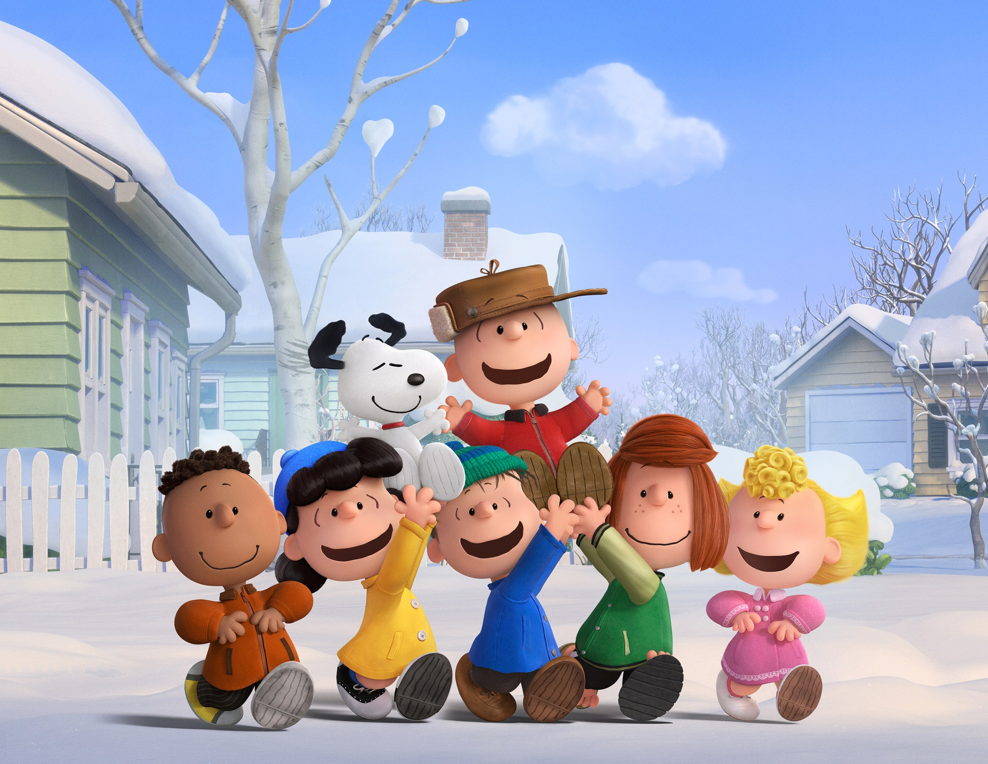 Snoopy: The peanuts movie