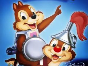 Chip và Dale con rồng sắt