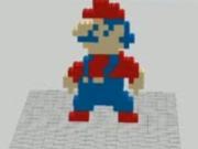 Lego xếp hình mario như thế nào