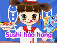 Sushi hảo hạng