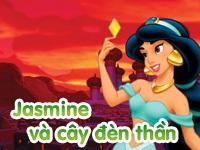 Jasmine và cây đèn thần