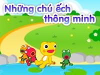 Những chú ếch thông minh