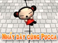 Nhảy dây cùng Pucca
