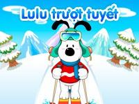 Lulu trượt tuyết