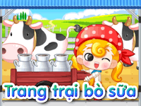 Trang trại bò sữa