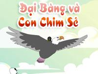 Đại bàng và chim sẻ