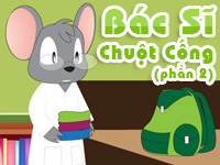 Bác sĩ chuột cống - phần 2