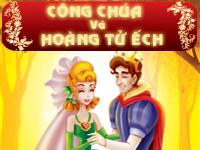 Công chúa và hoàng tử ếch- TV