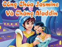 Công chúa Jasmine và chàng AladdinTV