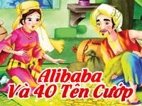 Alibaba và bốn mươi tên cướp