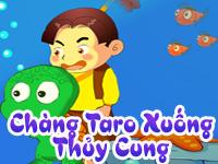 Chàng Taro xuống thủy cung