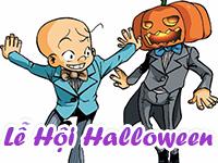 Tiểu sử mới của Tam Mao - Lễ hội Halloween