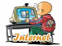 Tiểu sử mới của Tam Mao - Internet