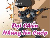 Tiểu sử mới của Tam Mao - Đại chiến những tên cướp