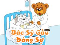 Bác sĩ Gấu đáng sợ