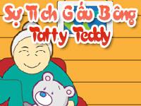 Sự tích gấu bông Tatty Teddy