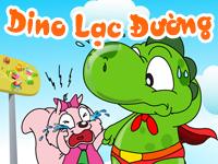 Dino- Dino lạc đường