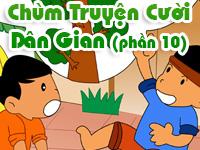 Chùm ba chuyện cười dân gian Việt Nam - Phần 10